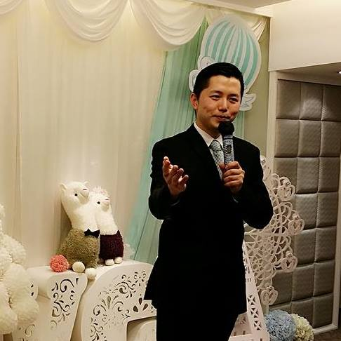 婚禮統籌師Wedding Planner: MC JAMES LI